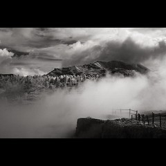 Yonder (Elf-Y) Tags: clouds canon indonesia ir 50mm java infrared 5d wonosobu