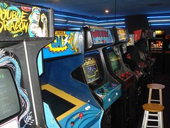 Classic Machines at Game Galaxy Arcade