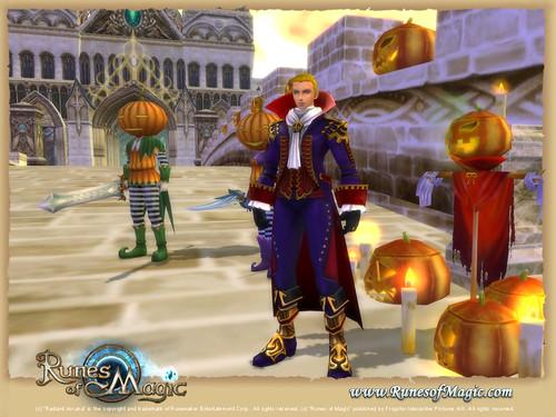 spiele wie runes of magic