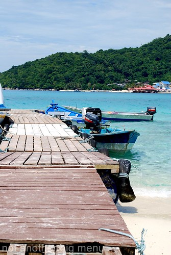 M'sia - Pulau Perhentian
