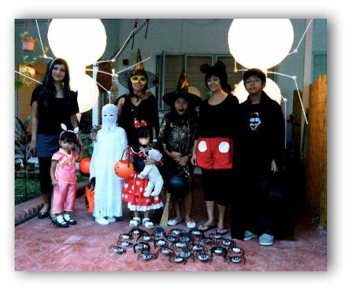 Halloween 2010 Troop