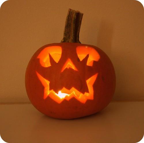 hub's pumpkin