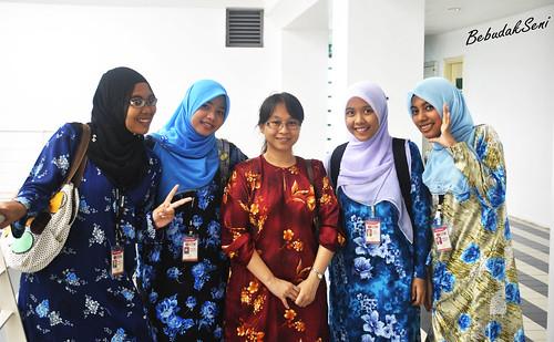 Bersama DR. Leow Pei Ling