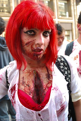 Zombie Walk 2010 (Onildo_Lima _) Tags: brazil people brasil dead blood pessoas nikon downtown lima zombie walk fear centro terror paulo sao caminhada morto sangue 2010 zumbi praca medo patriarca d60 mortos onildo