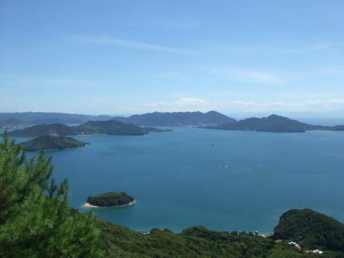 尾道市向島 高見山 山頂の画像 10