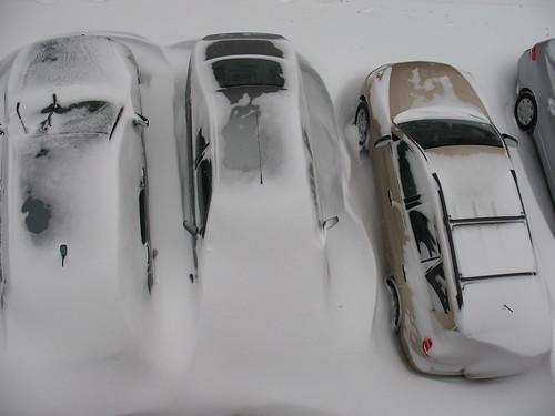 Ack!  Where's my car!?