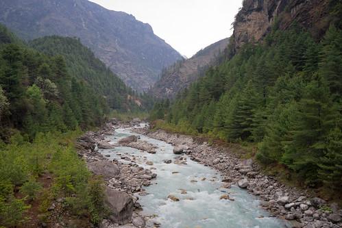 Dudh Kosi River Nepal