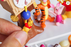 Pooh Cafe (Ylang Garden) Tags: rement pooh bear miniature bakery bread cafe