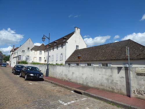 Rue Marie Favart, Beaune