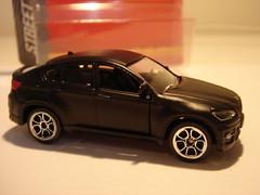 MAJORETTE BMW X6 NO5 1/64 (ambassador84 OVER 8 MILLION VIEWS. :-)) Tags: majorette bmwx6 diecast