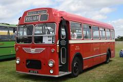 JAX 117E (markkirk85) Tags: basildon bus rally buses bristol mw ecw red white new 11967 u1766 jax 117e jax117e