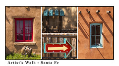 New Mexico Storyboard (LanaScape Photos) Tags: storyboard template artistswalk santa fenew mexico color