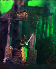 Vitruvian HACKS Series 1 - Boa Constrictor [Gorgon Horde] (Ed Speir IV) Tags: bossfightstudio boss fight studio vitruvian hacks highly articulated character kit system series1 boa constrictor boaconstrictor gorgon horde fantasy snake medusa whip sword armor enemy villain monster creature badguy 118 scale action figure actionfigure toy toyphoto figurephotography actionfigurephotography macro photo photography