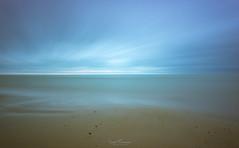 Blue Nowhere (Kurt Evensen) Tags: bigstopper le littlestopper longexposure beach denmark leefilter maritime sea seascape shore shoreline sky smooth water waterfront