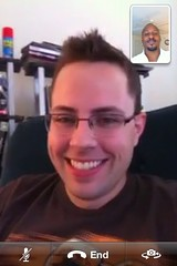 FaceTime with @jakrose