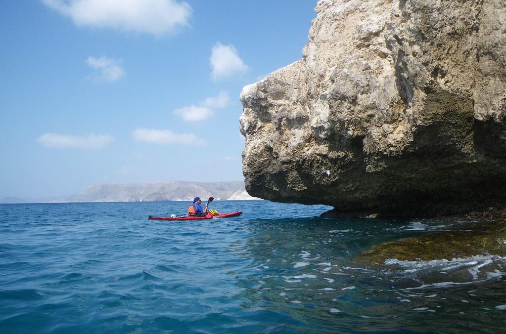 Cabo de Gata en kayak 117