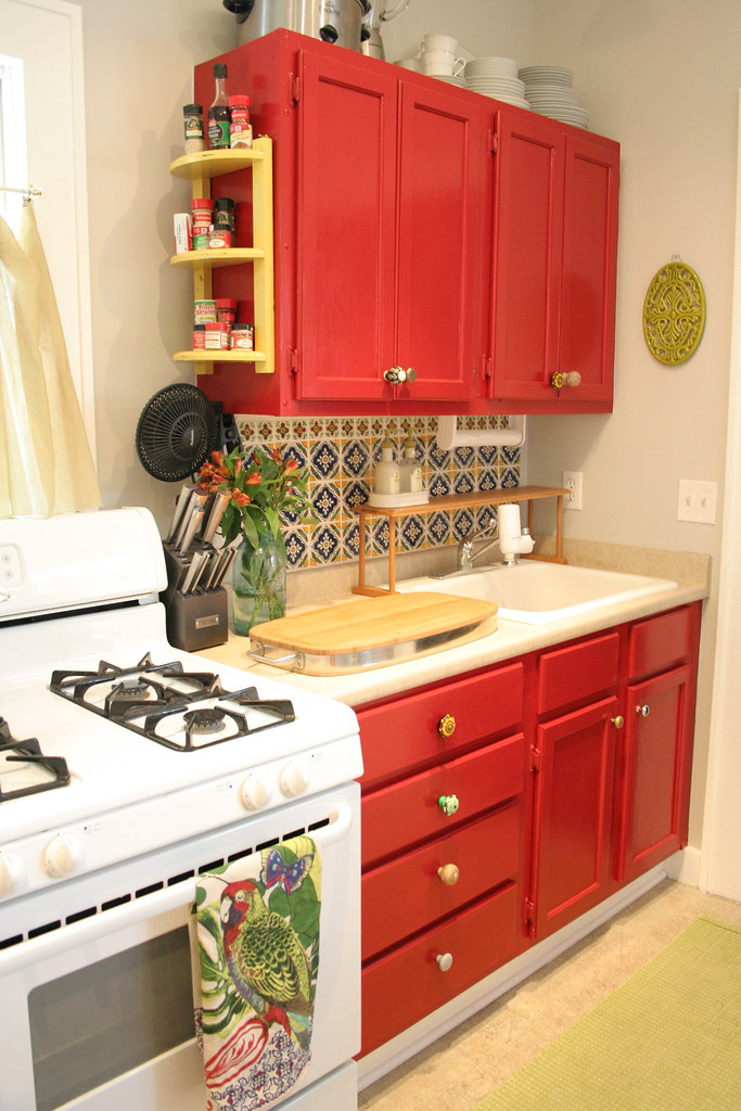Paint Base Color For Cabinets In The Kitchen Mexican