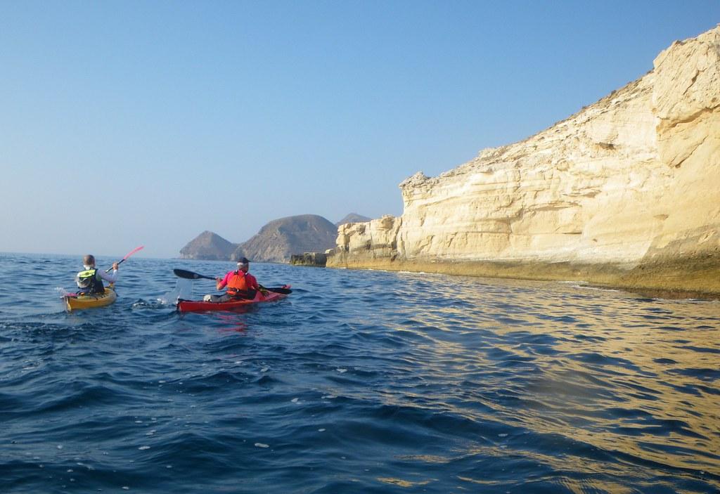 Cabo de Gata en kayak 287