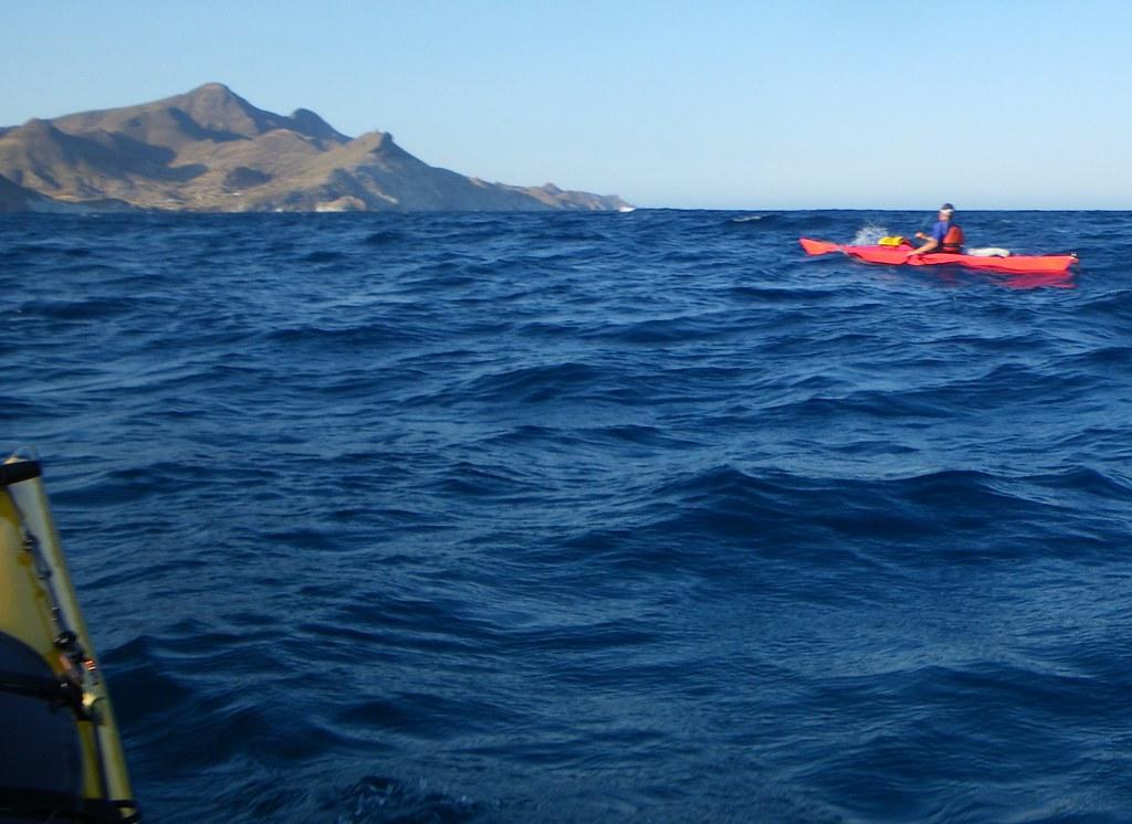 Cabo de Gata en kayak 562