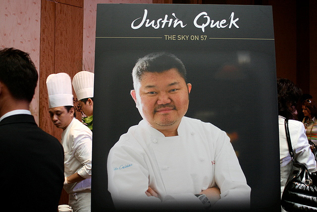 Justin Quek will take Asian fine-dining to new heights at The Sky on 57