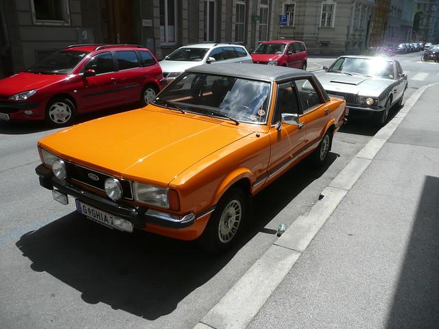 Ford Cortina 1600 Ghia (1976)