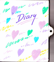 Diary #2 (cover)