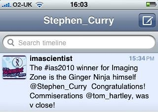 Imascientist Announcement