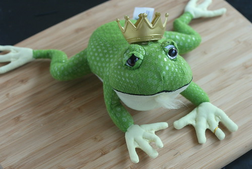 Froggie prince