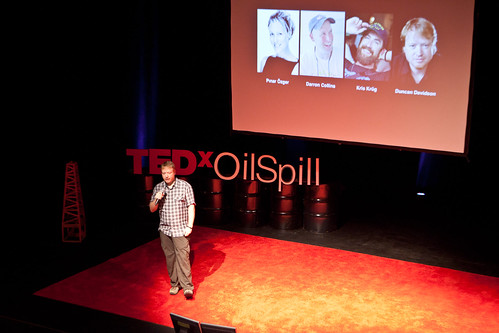 Duncan Davidson - TEDx Oil Spill - Washington, DC