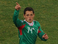 Javier ¨Chicharito¨ Hernandez