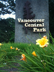 Vancovuer Central Park at Water Works Park