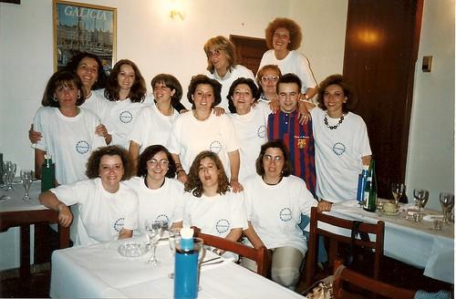 Cena Cantina Junio 1996