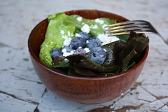 Thumbnail image for Blueberry, Feta & Romaine Summer Salad