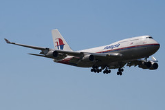 9M-MPL - 28428 - Malaysia Airlines - Boeing 747-4H6 - 100617 - Heathrow - Steven Gray - IMG_5296