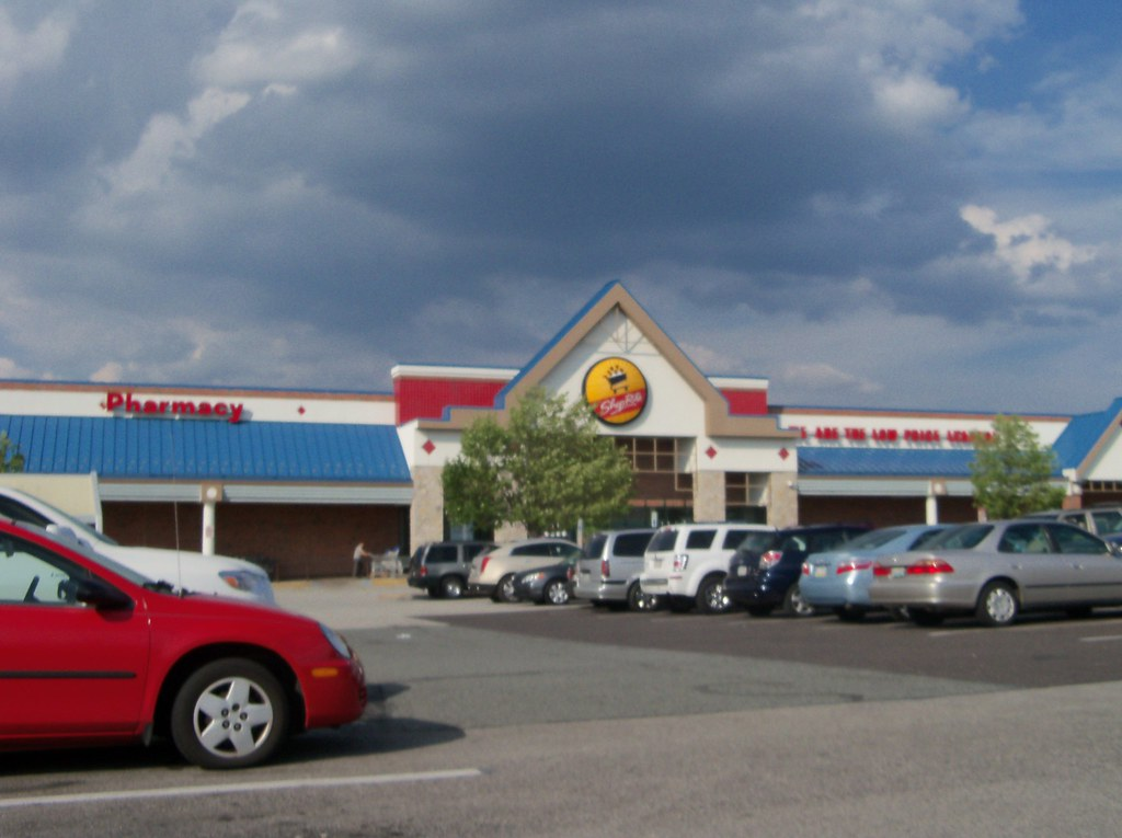 Super G/ Shop & Save/ Shop-Rite - Norristown