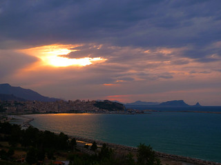 Termini Imerese - Sunset