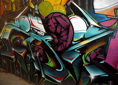 Zade (COLOR IMPOSIBLE CREW) Tags: chile smart tren graffiti valparaiso asie painters 2010 valpo zade jkr fros westo