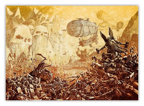 L'art de Warhammer