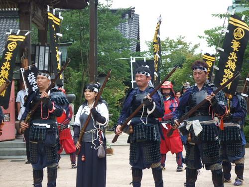 黒澤明 生誕100年祭 甲冑展 画像13