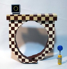 Sonic props (eldeeem) Tags: lego sonic aspen greenhillzone Flickr:user=ldm