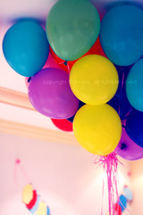 Congrats REEM  ({ Shuaa / ) Tags: party colors canon 50mm balon          canon450d shuaa