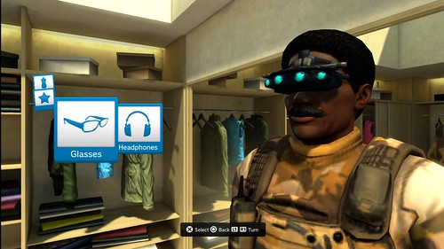 Alpha Protocol Home Gear