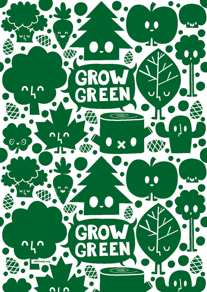 """Grow green"" By: Ivan Petruševski - Skopje"