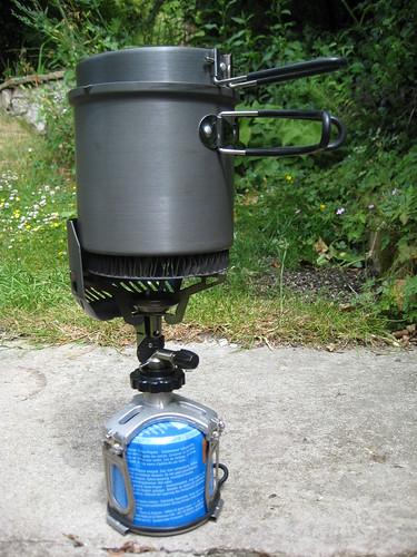 Markhill / Edelrid Gas Adaptor