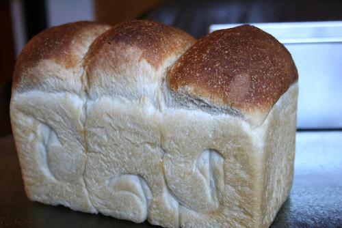 自家製天然酵母イギリスパン