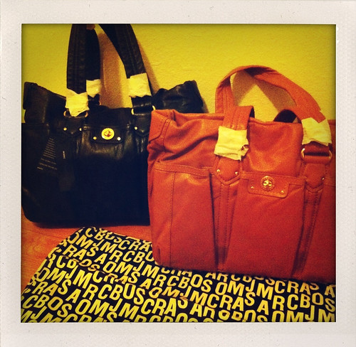 My little MBMJ diaper bag family