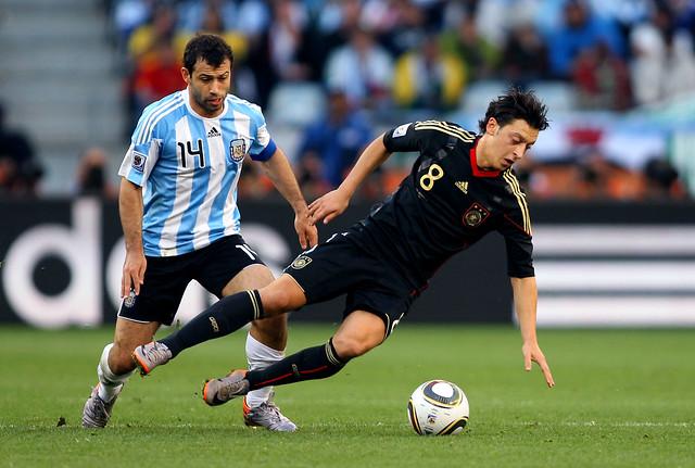 Mundial Argentina Javier Mascherano