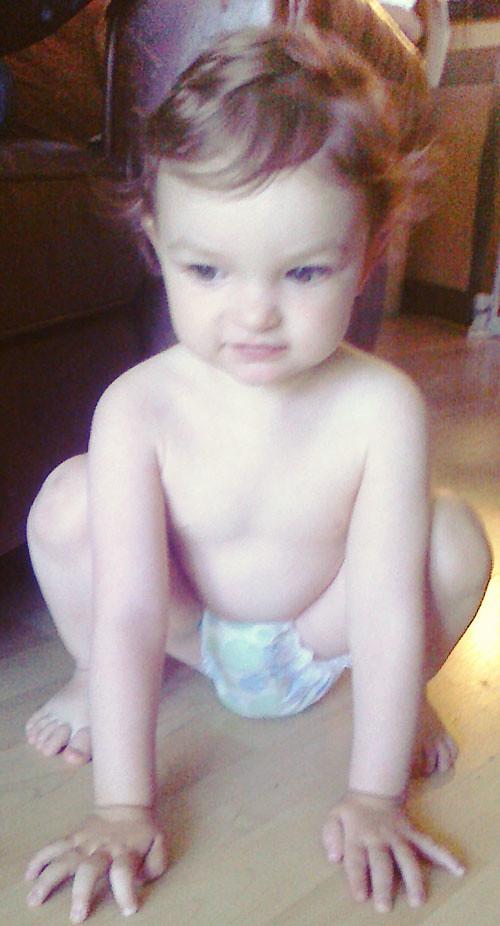 our yogi boy.