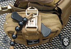 CTOMS Tourniquet Pouch and Warfighter CFAK