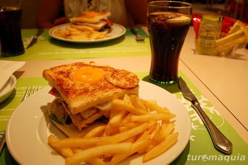 Restaurante El Corte Inglés